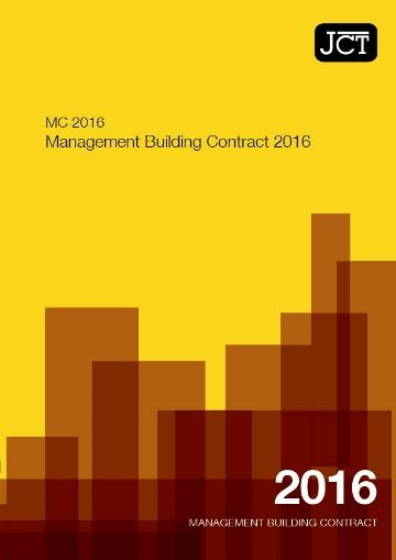 Management Building Contract