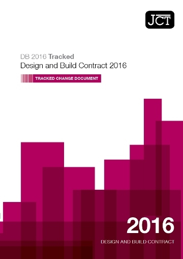 Design and Build Contract (DB) Tracked Change Document