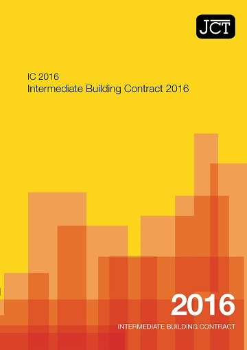 Intermediate Building Contract (IC)