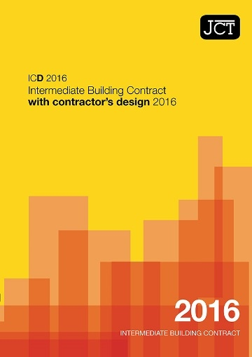 Intermediate Building Contract with contractor's design (ICD)