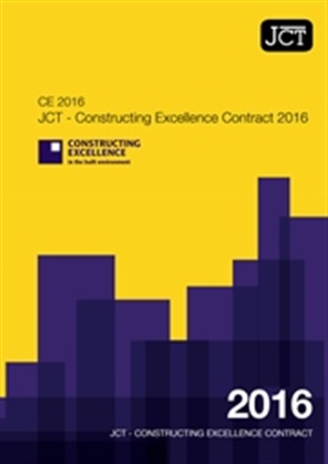 JCT - Constructing Excellence Contract (CE)