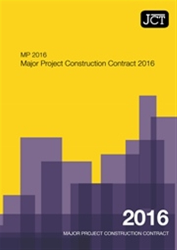 Major Project Construction Contract (MP)