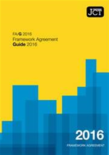 Framework Agreement Guide (FA/G)