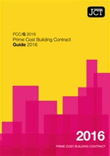 Prime Cost Building Contract Guide (PCC/G)