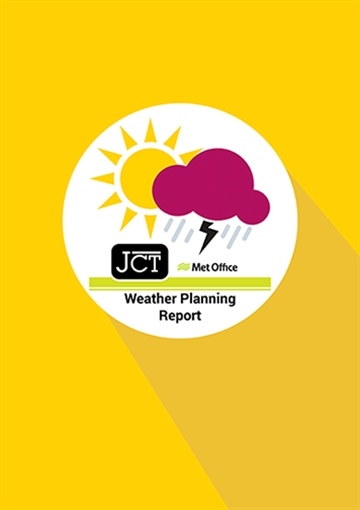 Weather Planning Report