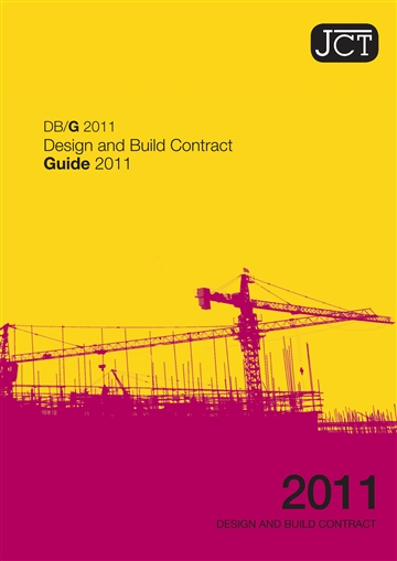 Design and Build Contract Guide (DB/G)
