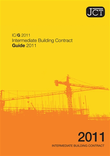 Intermediate Building Contract Guide (IC/G)