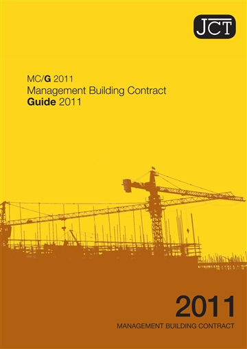 Management Building Contract Guide (MC/G)