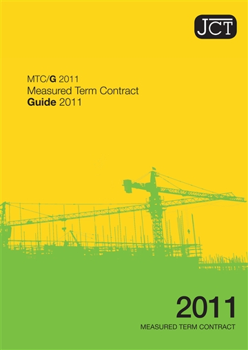 Measured Term Contract Guide (MTC/G)