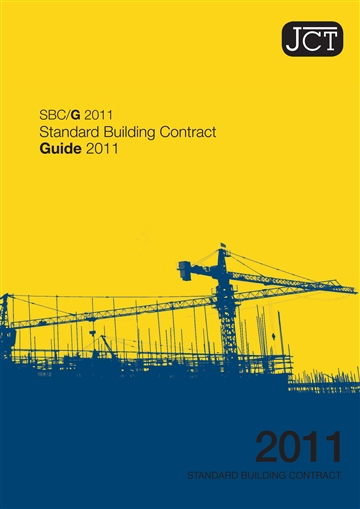 Standard Building Contract Guide (SBC/G)