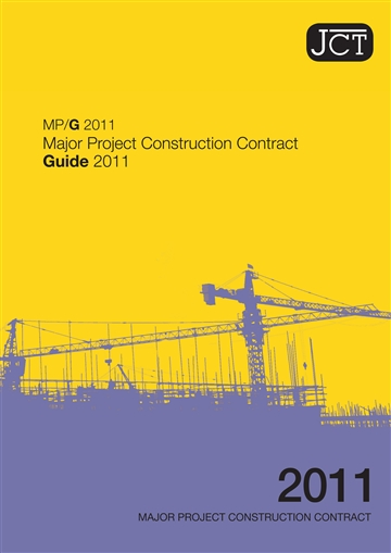 Major Project Construction Contract Guide (MP/G)